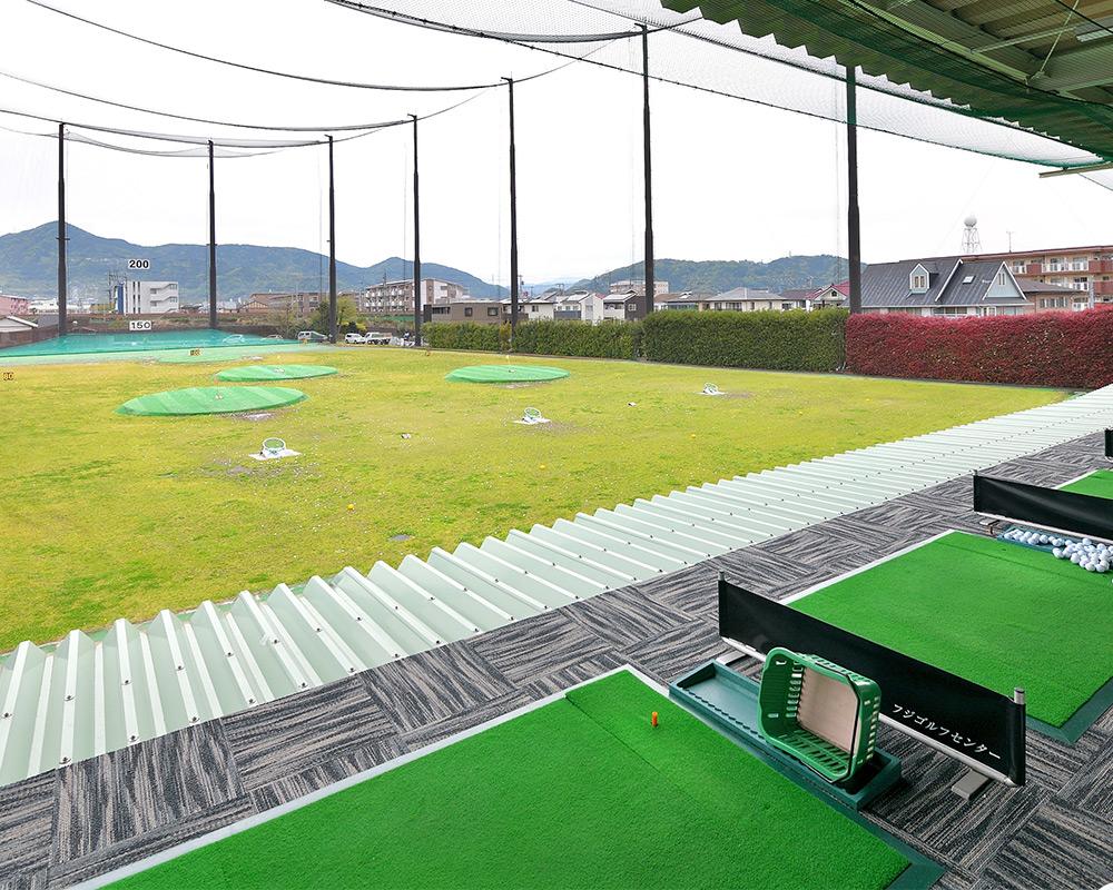 ゴルフ センター フジ 福井市 ゴルフ練習場